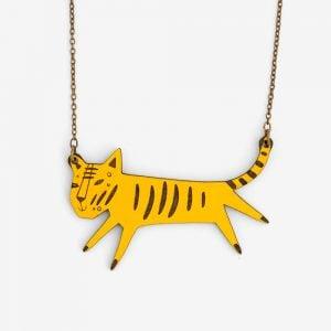 Materia Rica Collar Tigre