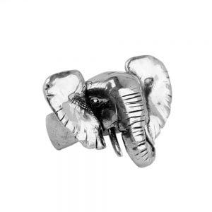Michi Roman Anillo Elefante