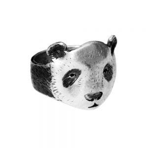 Michi Roman Anillo Oso panda