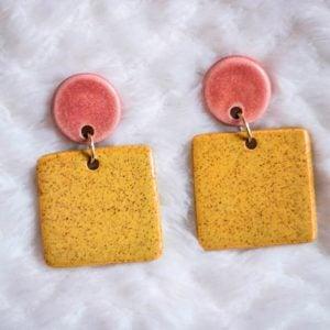 Elena Agata Ceramics Pendientes