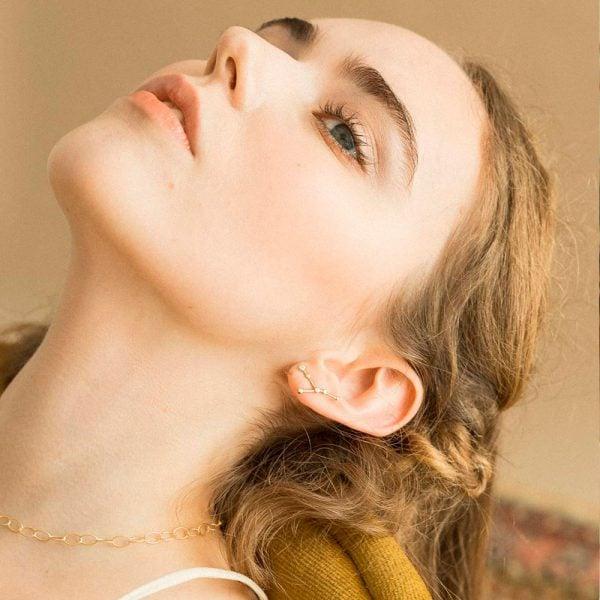 La Cabellera de Berenice Collar Elipse