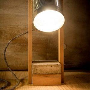 eunadesign lampara CW 01 frente