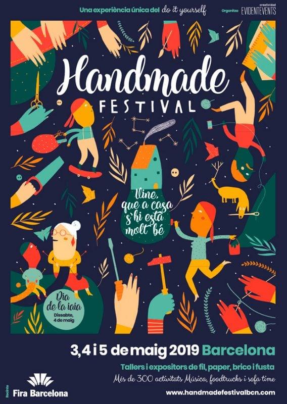 Handmade Festival Barcelona 2019 b