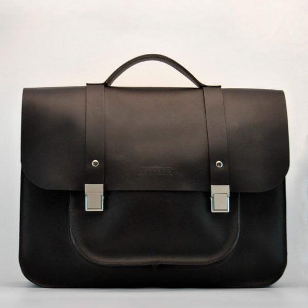 Versado Bags mochila black lisa1
