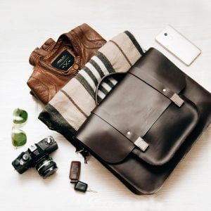 Versado Bags mochila black lisa4