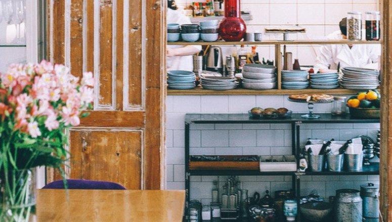 Cómo hacer muebles de cocina con palets