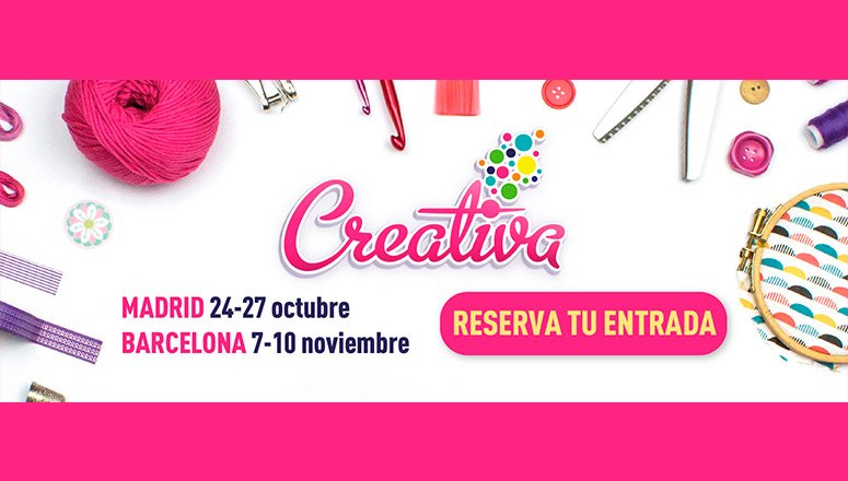 Salon Creativa Barcelona
