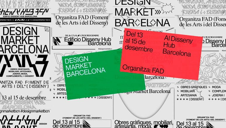 Design Market Barcelona 2