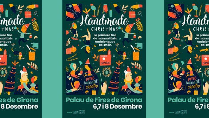 Handmade Christmas Girona 1