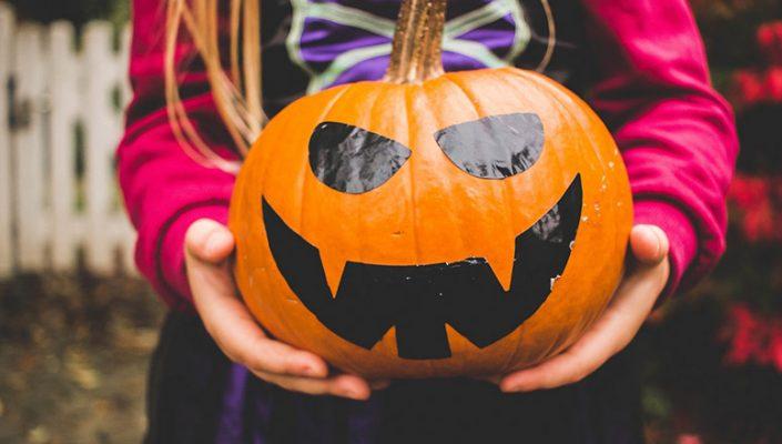 Cómo hacer calabaza de Halloween2