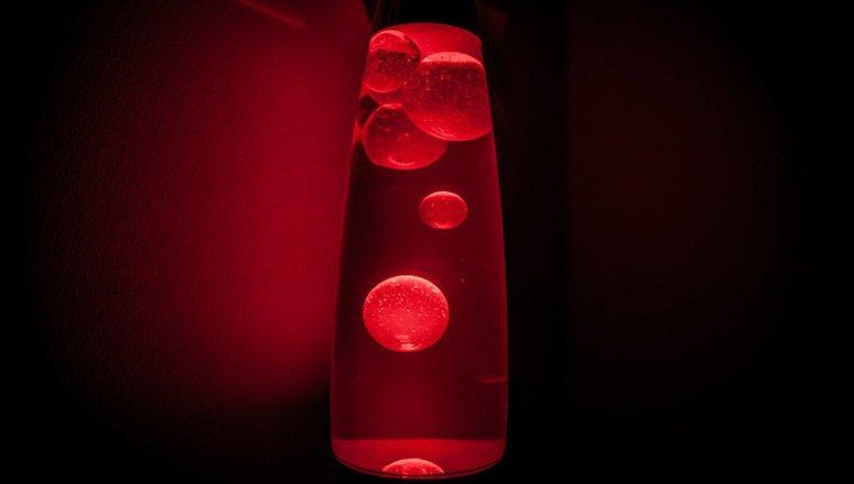 Cómo hacer una lámpara de lava2