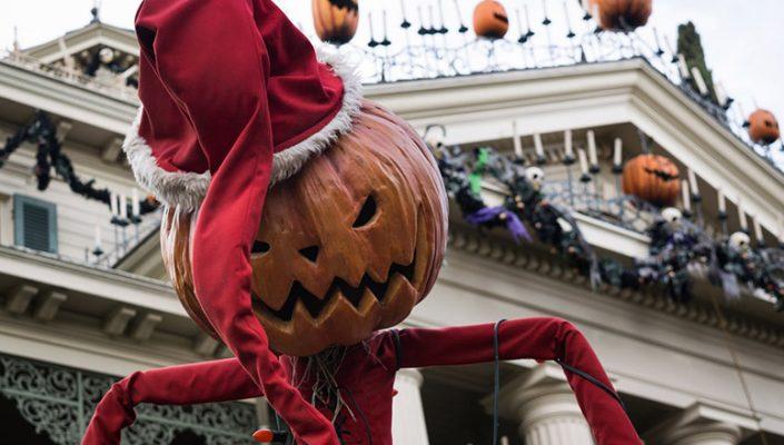 cómo hacer decoración de Halloween4