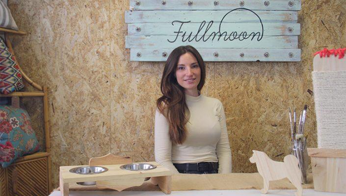 Emma creadora de Fullmoon