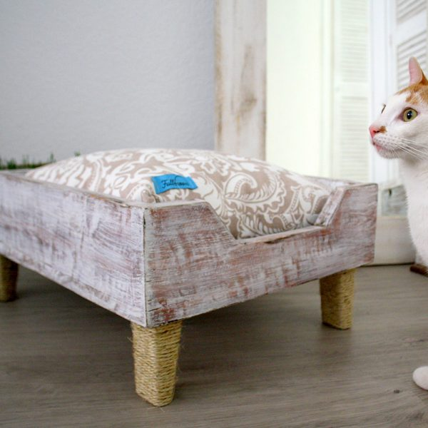 Fullmoon cama gatos 2