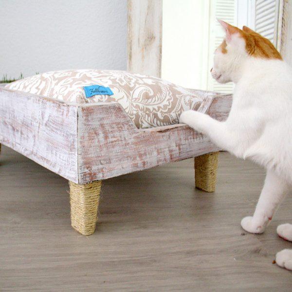 Fullmoon cama gatos 3